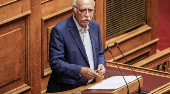 Ελλάδα - Τουρκία: Διάλογο μόνο για υφαλοκρηπίδα λέει ο Δημ. Βίτσας