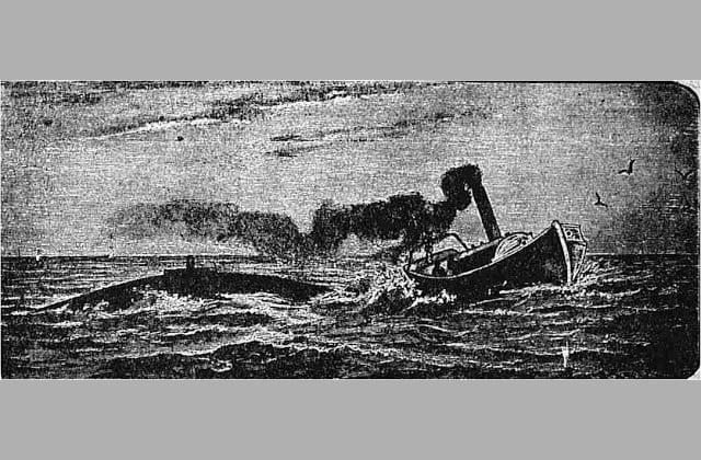 Το ελληνικό υποβρύχιο του 1880 είχε στόχο την Κωνσταντινούπολη