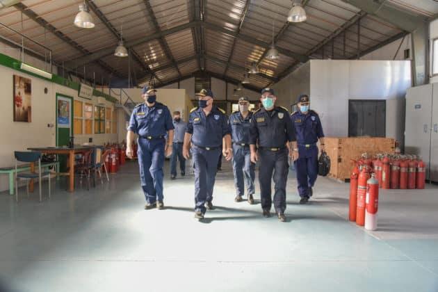 Πολεμικό Ναυτικό: Ο Αρχηγός ΓΕΝ στο Ναύσταθμο Σαλαμίνας