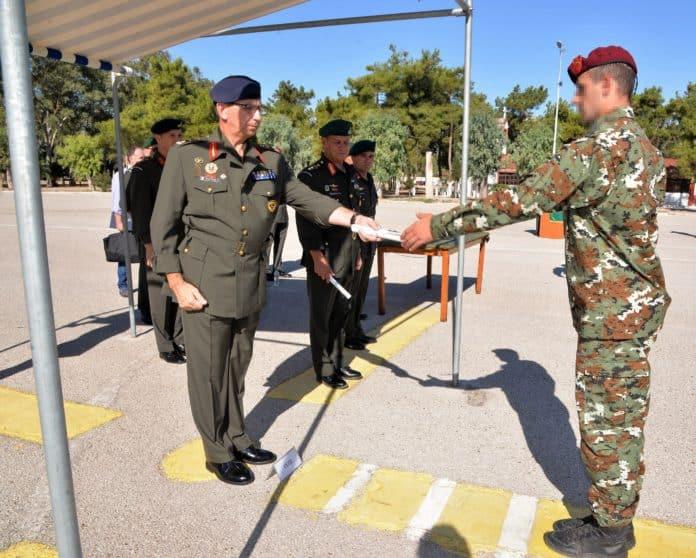 Αλεξιπτωτιστές από τη Βόρεια Μακεδονία πήραν ελληνική «πουλάδα» - Η συμφωνία των Πρεσπών έχει και στρατιωτικό σκέλος