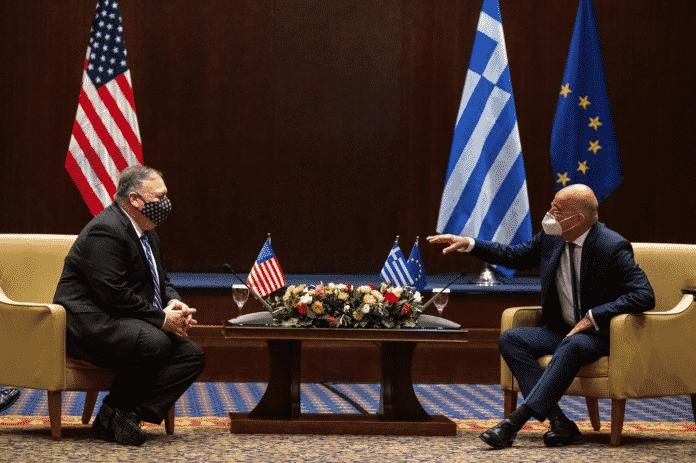 Και το Ιντσιρλίκ θα συζητηθεί στα Χανιά με τον Πομπέο; - Η ανταπόκριση του Μιχάλη Ιγνατίου από την Ουάσιγκτον για το νέο μέτωπο των ΗΠΑ στη Μεσόγειο