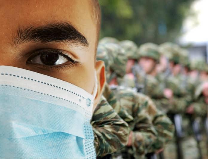 ΠΟΕΣ: Οι δωρεάν μάσκες στο Στρατό Ξηράς είναι εξαίρεση όχι κανόνας