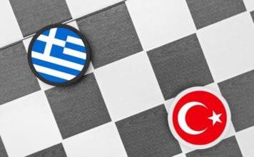 Αντιστράτηγος Τζιγκουνάκης: Έρχεται νέα μεγάλη κρίση με την Τουρκία; Η Τουρκία απειλεί με περιορισμένο πόλεμο την Ελλάδα, λέει αντιπτέραρχος αεροσκάφη Κωσταράκος: Χρειαζόμαστε άλλες 20 φρεγάτες 12 υποβρύχια 200 μαχητικά