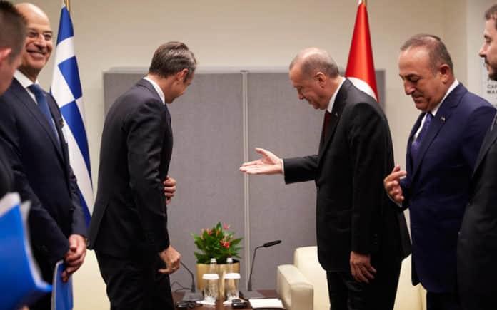 Πέτσας: ανοιχτό το ενδεχόμενο επικοινωνίας Μητσοτάκη-Ερντογάν ελλάδα τουρκία διερευνητικές