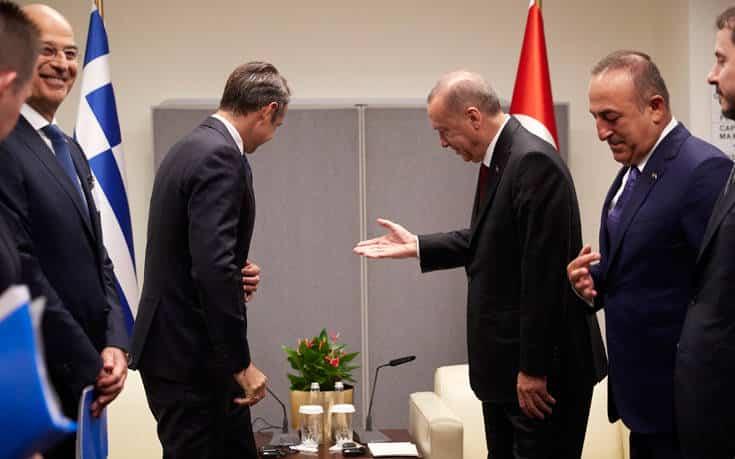 ελλάδα τουρκία διερευνητικές