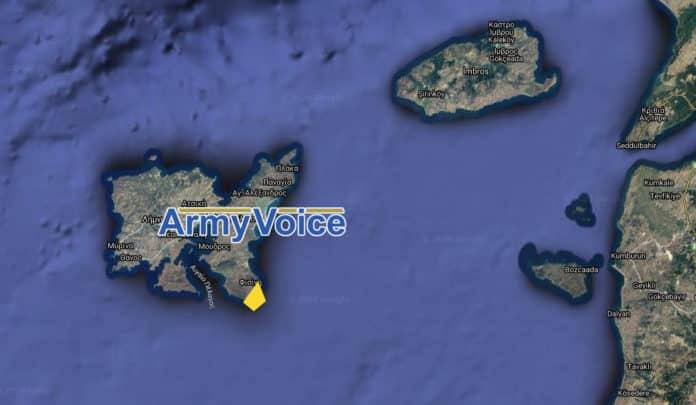 Τουρκική NAVTEX για τη Λήμνο επικαλείται τη συνθήκη της Λωζάνης