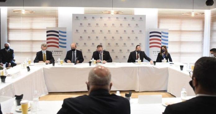 Αμνησία ΝΔ για υπουργούς της Βόρειας Μακεδονίας στη Θεσσαλονίκη