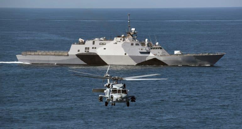 Αμερικανικές φρεγάτες: Αυτή είναι η πρόταση για το Πολεμικό Ναυτικό