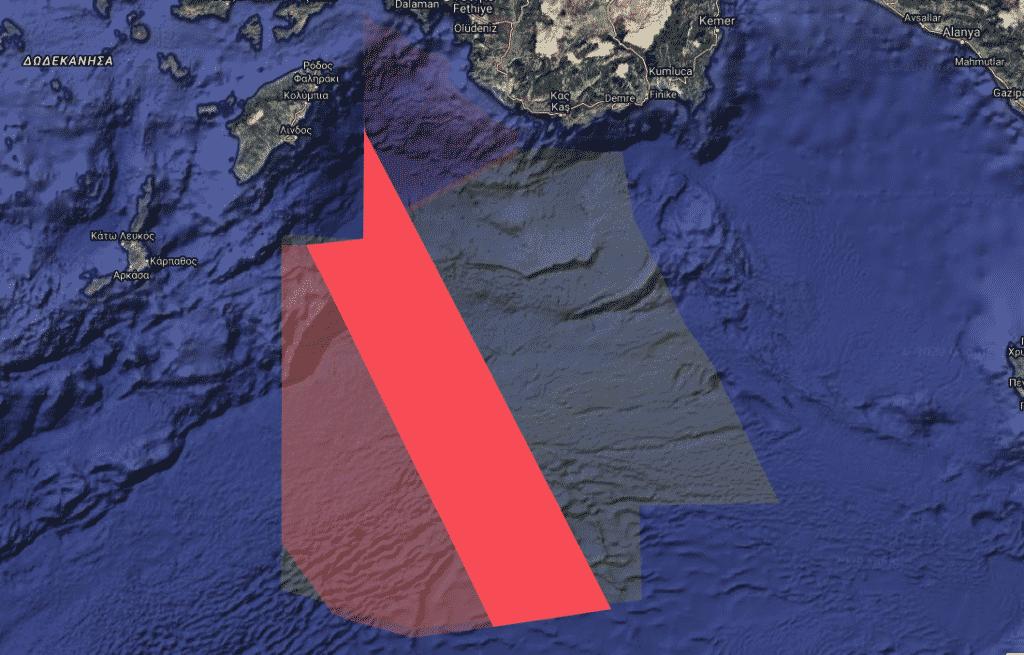 Νέα τουρκική NAVTEX για το Oruc Reis έως 14 Νοεμβρίου