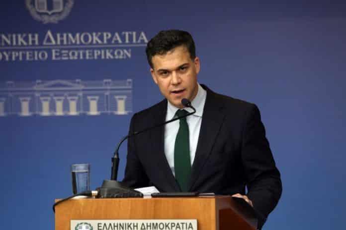 Υπουργείο Εξωτερικών: Τρικυμία - Παραιτείται ο εκπρόσωπος;