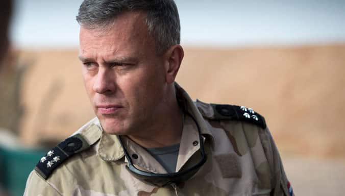 Ναύαρχος Rob Bauer νέος Πρόεδρος της Στρατιωτικής Επιτροπής ΝΑΤΟ