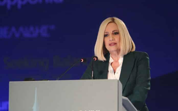 Ελλάδα-Τουρκία Φ. Γεννηματά: Η κυβέρνηση «δένει τα χέρια» στον Στρατό