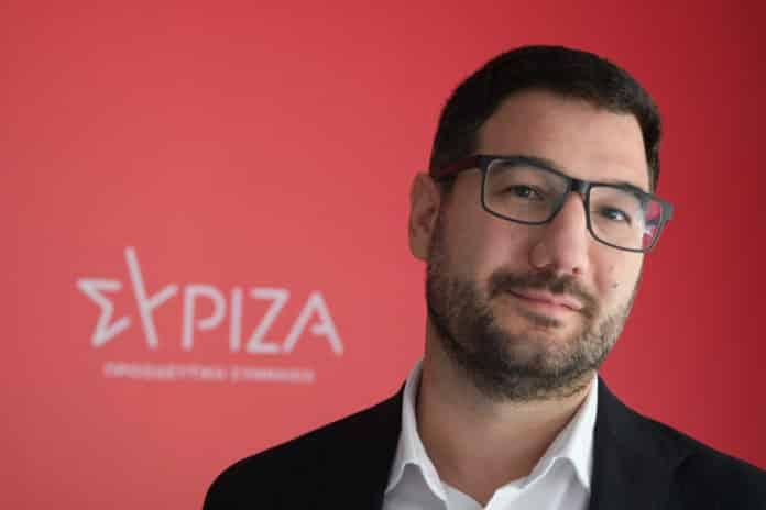 Ηλιόπουλος: «Ομολογία αποτυχίας το διάγγελμα του κ. Μητσοτάκη»