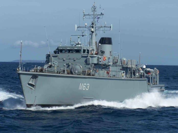 Ν/Θ ΚΑΛΛΙΣΤΩ: Υπάρχουν τραυματίες από τη σύγκρουση των πλοίων - Ασθενοφόρο από το Ναυτικό Νοσοκομείο κλήθηκε να τους παραλάβει για νοσηλεία