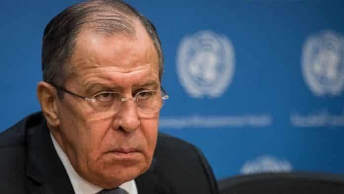 Ναγκόρνο Καραμπάχ: ΗΠΑ και Γαλλία συνέβαλαν στην επίλυση υποστήριξε με δηλώσεις του ο Ρώσος υπουργός Εξωτερικών Σεργκέι Λαβρόφ στο RT