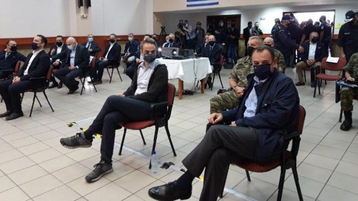 Μητσοτάκης: Τον Απρίλιο 2021 ολοκληρώνεται ο φράχτης στον Έβρο - Η επέκτασή του ήτνα θέμα ασφαλείας για τους κατοίκους στην περιοχή