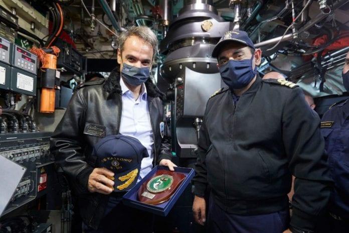 Ελληνικά Υποβρύχια: Το ΚΥΣΕΑ έδωσε έγκριση για 32 τορπίλες - Ο πρωθυπουργός επισκέφθηκε το ΚΑΤΣΩΝΗΣ στην Σούδα