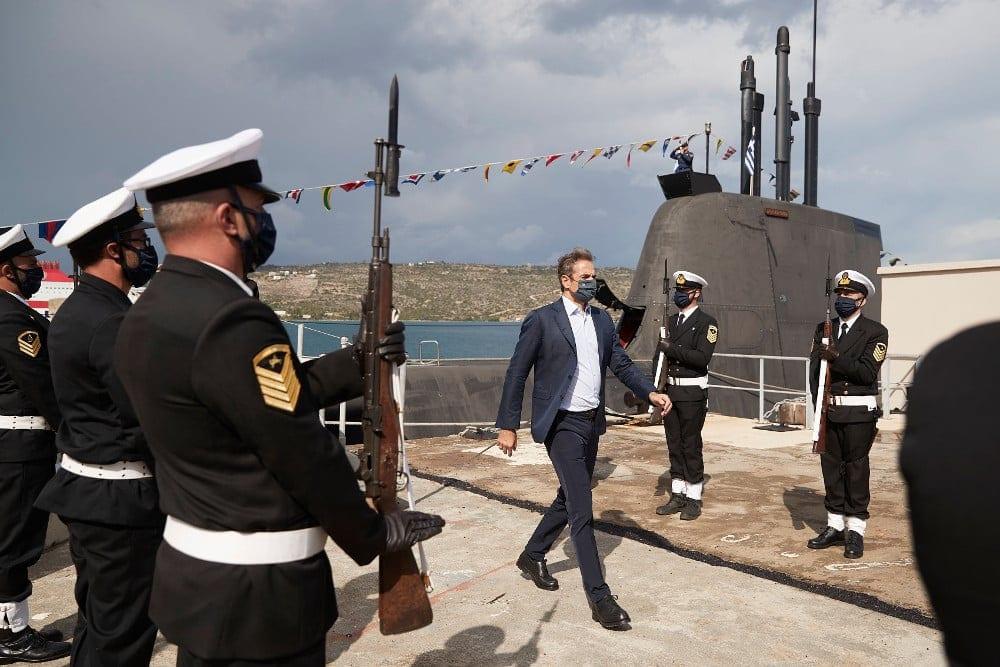 Ελληνικά Υποβρύχια: Το ΚΥΣΕΑ έδωσε έγκριση για 32 τορπίλες