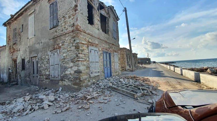 Σάμος - σεισμός: Η εικόνα στα στρατόπεδα της 79 ΑΔΤΕ και τα λιμάνια