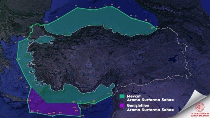 αιγαίο βαληνάκης Ελλάδα - Τουρκία: Ακραία πρόκληση: ΧΑΡΤΗΣ κόβει το Αιγαίο στα δυο
