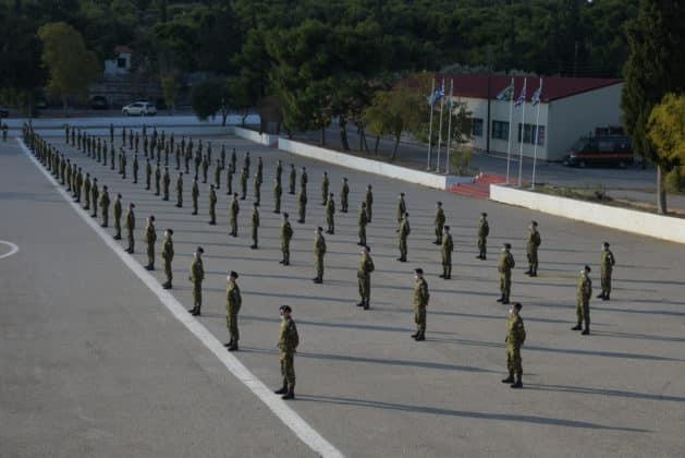 ΕΣΣΟ 2021 Α Πώς θα γίνει η κατάταξη λόγω covid-19 Ανακοίνωση ΓΕΕΘΑ για τους νεοσύλλεκτους - Πώς θα μετακινηθούν έως τις πύλες των στρατοπέδων Στρατός Ξηράς ορκομωσία εσσο νοεμβρίου