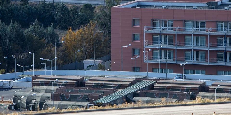 Κορονοϊός: Στήνεται νοσοκομείο εκστρατείας στο 424 στρατιωτικό