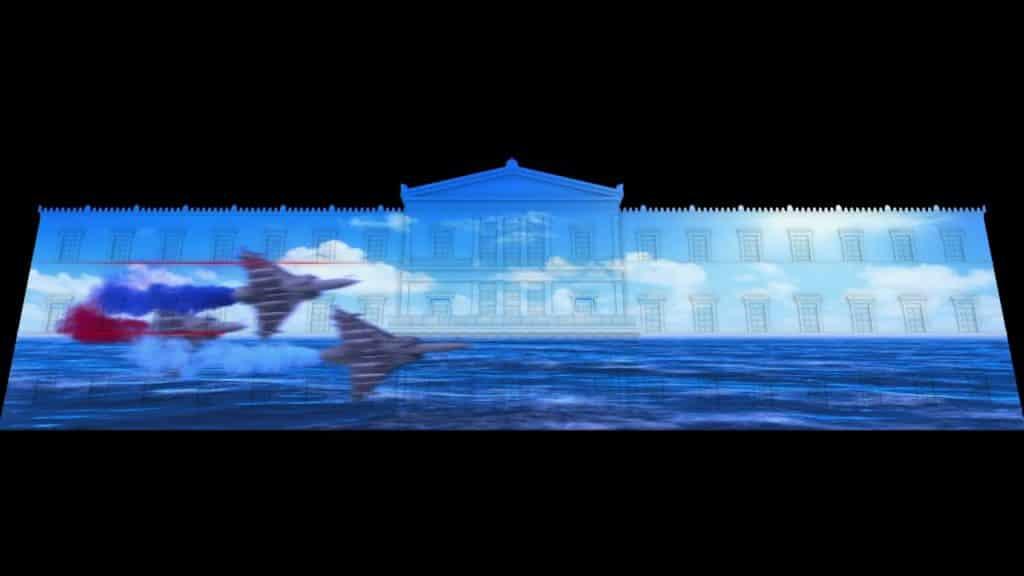 Κρ. Βασιλικόπουλος: Ο Γοργοπόταμος και το βίντεο του ΓΕΕΘΑ στη Βουλή