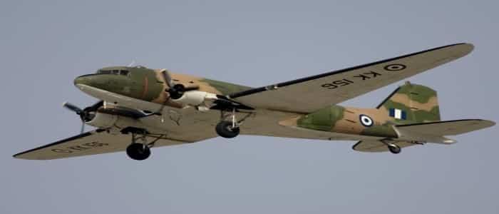 27 Δεκεμβρίου 1952: Ελληνικό C-47 Dakota πέφτει στην Κορέα