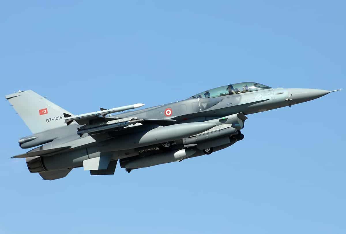 Χίος: Τουρκικό μαχητικό έσπασε το φράγμα του ήχου, πάνω σε αναχαίτιση Διάλογος με τουρκικά μαχητικά F-16 πάνω από το Καστελόριζο γίνεται;