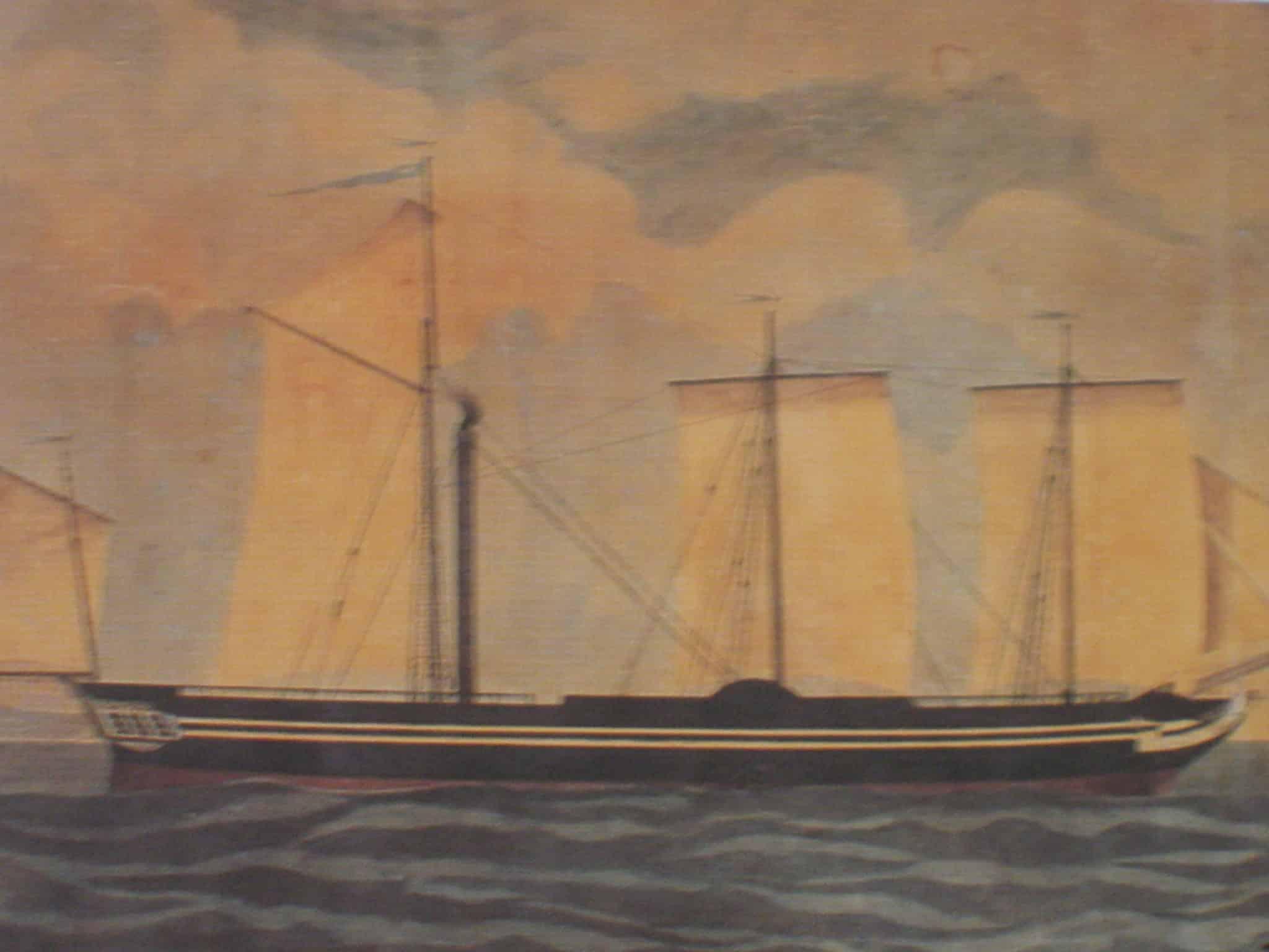 Επανάσταση 1821: Η κατάληψη της Καστέλλας και το ατμόπλοιο «Καρτερία»