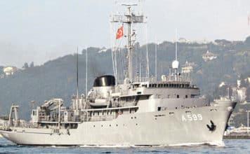 Ελλάδα Τουρκία πρόκληση Απ' το «Ορούτς Ρέις» στο… «Τσεσμέ»
