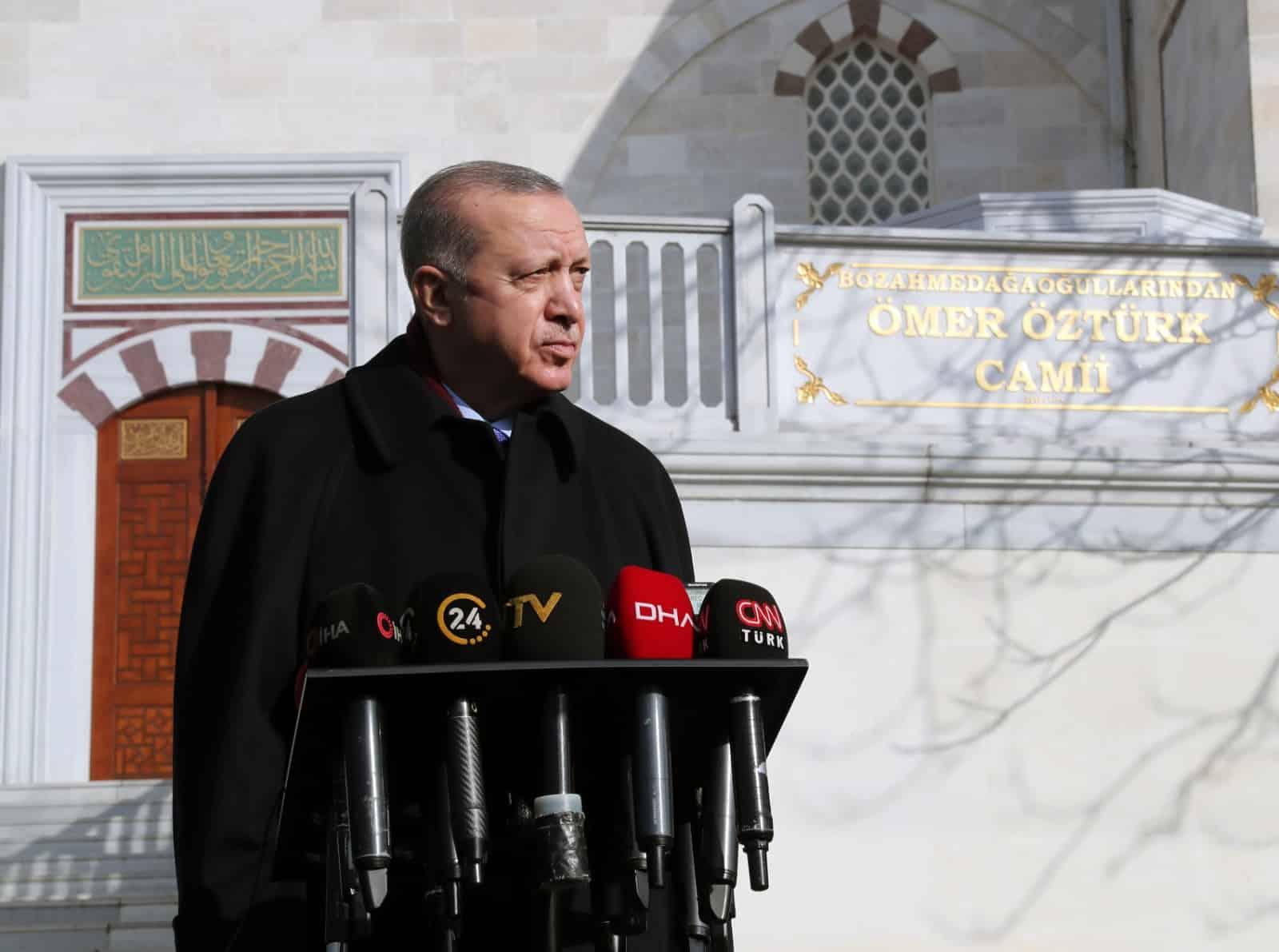Το νέο Colpo grosso του Ερντογάν: Επαναφέρει το θέμα Ανθρώπινα δικαιώματα για να… πάρει συγχωροχάρτι από Ευρώπη και ΗΠΑ και να επανεκλεγεί