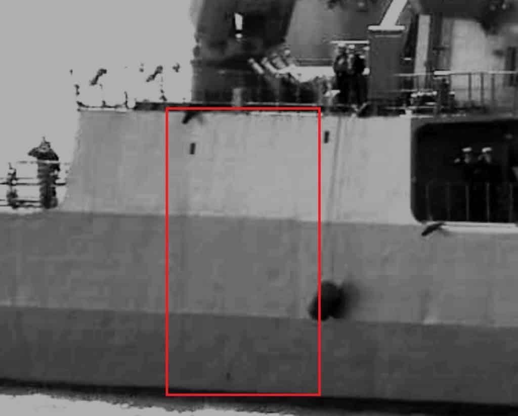 Kemal Reis: ΦΩΤΟ Ντοκουμέντο με «μπάλωμα» από την επακούμβηση με τη φρεγάτα ΛΗΜΝΟΣ - Πήρε μέρος στη ΝΑΤΟϊκή άσκηση «Dynamic Manta 2021»