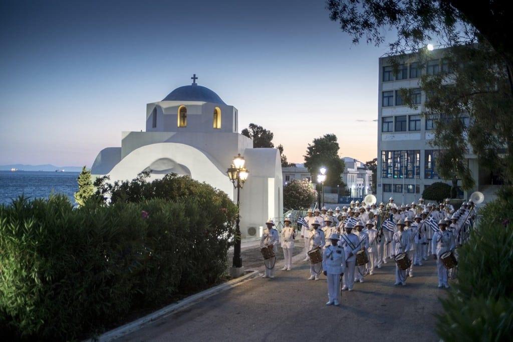 Φωτογραφική προκήρυξη ΕΠΟΠ 2021: Μουσικοί στο Πολεμικό Ναυτικό